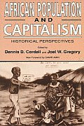 African Population and Capitalism: Historical Perspectives