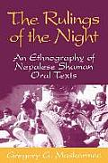 The Rulings of the Night: An Ethnography of Nepalese Shaman Oral Texts
