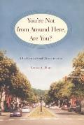 You're Not from Around Here, Are You?: A Lesbian in Small-Town America Cover