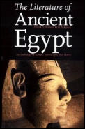 Literature of Ancient Egypt an Anthology