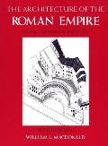 Yale Publications in the History of Art #0017: The Architecture of the Roman Empire Cover