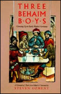 Three Behaim Boys Growing Up In Early Modern Germany