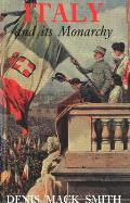 Italy and Its Monarchy