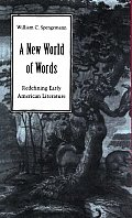 New World Of Words Redefining Early Amer