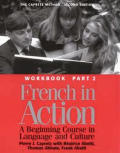 French in Action Workbook Part 2 2ND Edition Cover