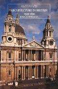 Architecture In Britain 1530 1830