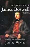 Journals Of James Boswell 1762 1795