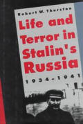 Life and Terror in Stalin's Russia: 1934-1941 Cover