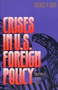 Crisis in U.S. Foreign Policy : an International History Reader (96 Edition) Cover