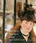 Manet, Monet, and the Gare Saint-Lazare Cover