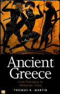 Ancient Greece: From Prehistoric to Hellenistic Times (Yale Nota Bene) Cover
