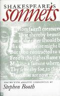 Shakespeare's Sonnets (Yale Nota Bene) Cover