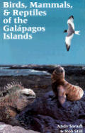 Birds, Mammals, & Reptiles of the Galapagos Islands