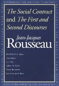 The Social Contract and the First and Second Discourses