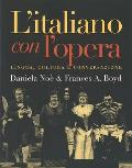 Litaliano Con Lopera Lingua Cultura E Conversazione