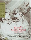 Boswells London Journal 1762 1763 2nd Edition