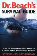 Dr. Beach's Survival Guide: What You Need to Know about Sharks, Rip Currents, and More Before Going in the Water