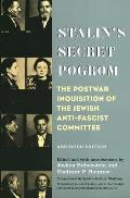 Stalin's Secret Pogrom: The Postwar Inquisition of the Jewish Anti-Fascist Committee (Annals of Communism) Cover