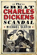 The Great Charles Dickens Scandal Cover