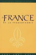 La France Et La Francophonie Text With Dvd Conversations With Native Speakers