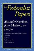 The Federalist Papers (Rethinking the Western Tradition) Cover
