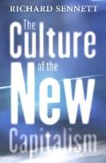 Culture Of The New Capitalism