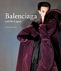 Balenciaga and His Legacy Cover