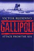 Gallipoli Attack from the Sea