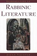 Introduction To Rabbinic Literature (94 Edition)