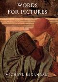 words for pictures  seven papers on renaissance art and criticism cover