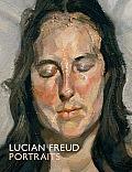Lucian Freud Portraits Cover