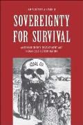 Sovereignty for Survival: American Energy Development and Indian Self-Determination (Lamar Series in Western History)