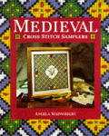 Medieval Cross Stitch Samplers Cover