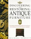 Discovering & Restoring Antique Furnit