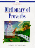 Cassell Dictionary Of Proverbs