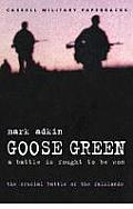Goose Green Crucial Battle Of The Falkla