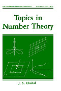 Topics in Number Theory (Plenum Studies in Work and Industry) Cover