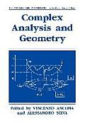 Complex Analysis & Geometry