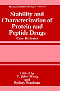 Stability and Characterization of Protein and Peptide Drugs: Case Histories