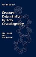 Structure Determination by X-Ray Crystallography with CDROM