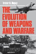 The Evolution of Weapons and Warfare (Da Capo Paperback) Cover