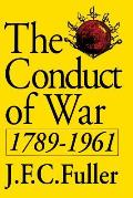 Conduct of War PB (Quality Paperbacks Series)