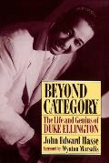 Beyond Category: The Life and Genius of Duke Ellington Cover