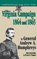 The Virginia Campaign, 1864 and 1865