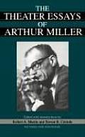 Theater Essays Of Arthur Miller