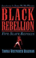 Black Rebellion: Five Slave Revolts