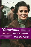 Notorious: The Life of Ingrid Bergman Cover