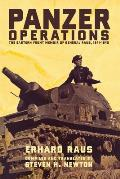 Panzer Operations The Eastern Front Memoir of General Raus 1941 1945