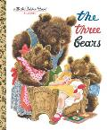 The Three Bears (Little Golden Book Classics)
