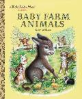 Baby Farm Animals (Little Golden Book Classic)